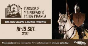 Torneios Medievais animam o fim de semana em Palmela