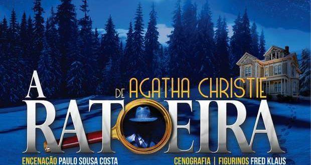 A Ratoeira de Agatha Christie em Lagoa no Algarve