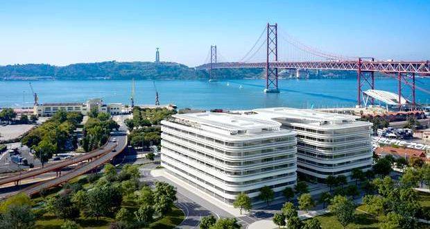 Novo Projeto Human Centric na Zona Ribeirinha de Lisboa