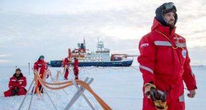 O Odisseia estreia Expedição ao Ártico: Um Ano no Gelo