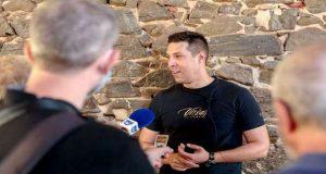 Chef Rui Silvestre é o novo embaixador do Baixo Guadiana